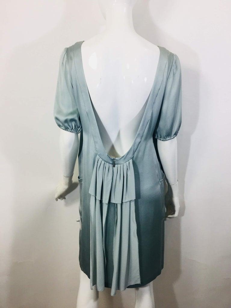 Fendi Short Sleeve Dress For Sale 2