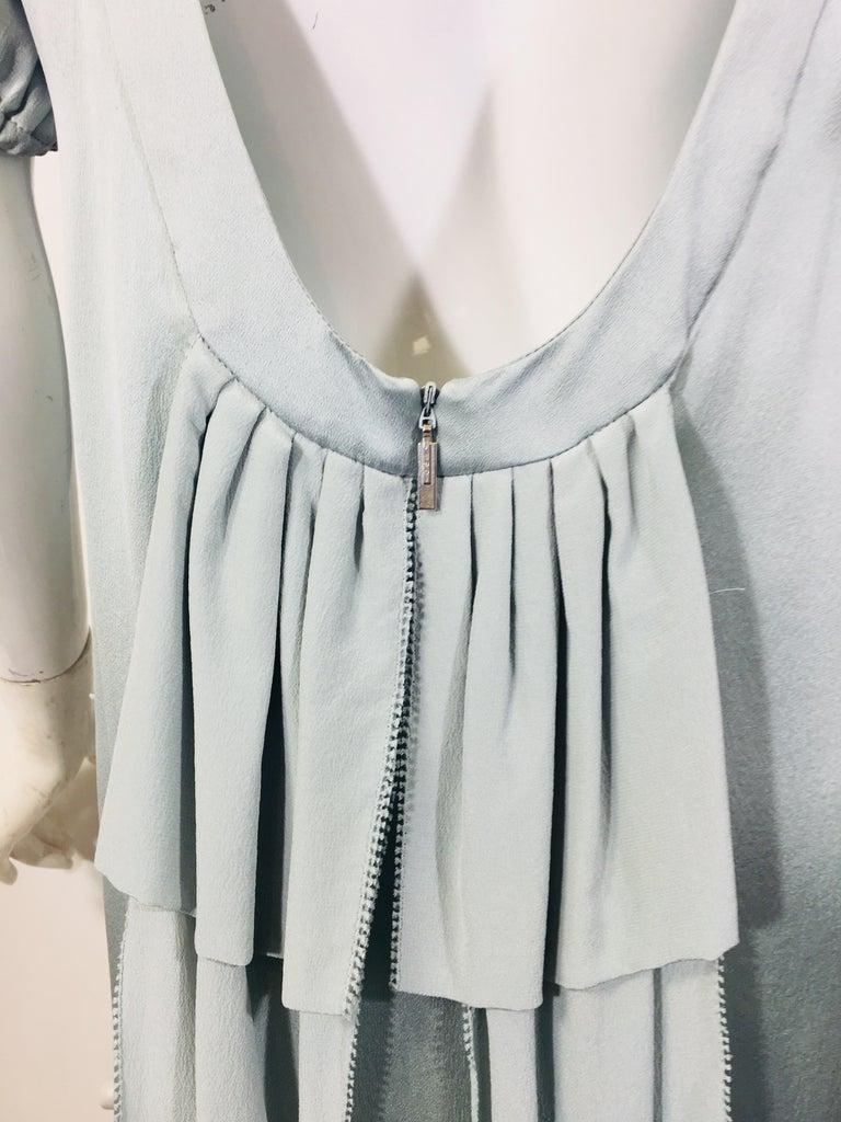 Fendi Short Sleeve Dress For Sale 4