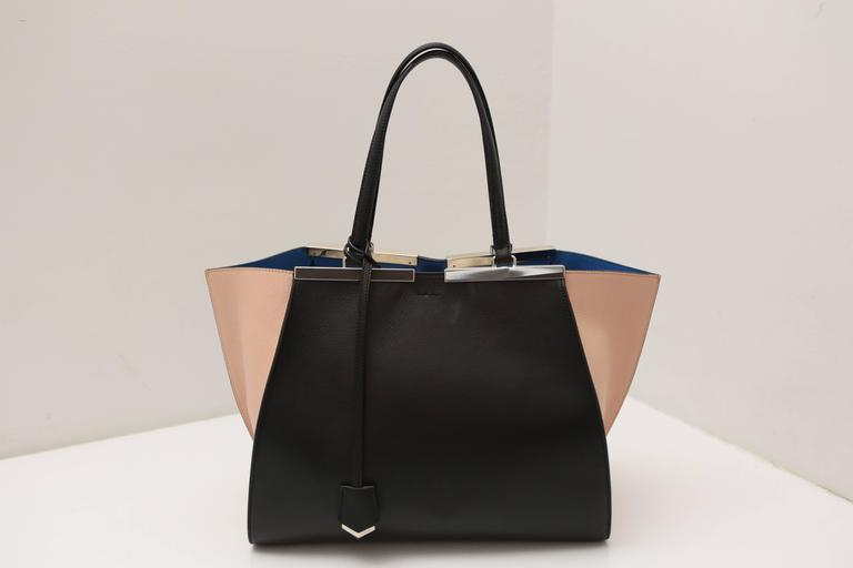 "Fendi Tri-Color ""3 Jours"" Bag 3"