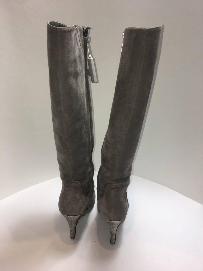 Ralph Lauren Boots In Good Condition For Sale In Bridgehampton, NY