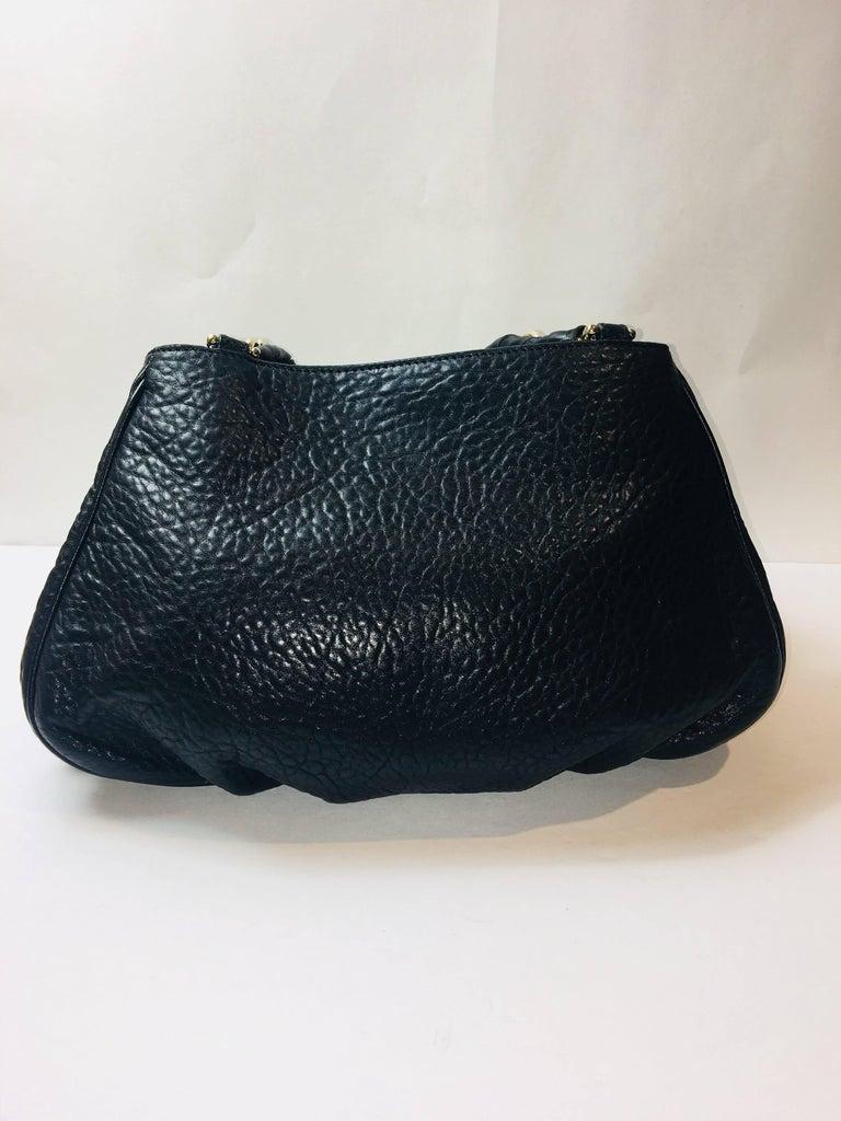 Black Fendi Na Mia Bag For