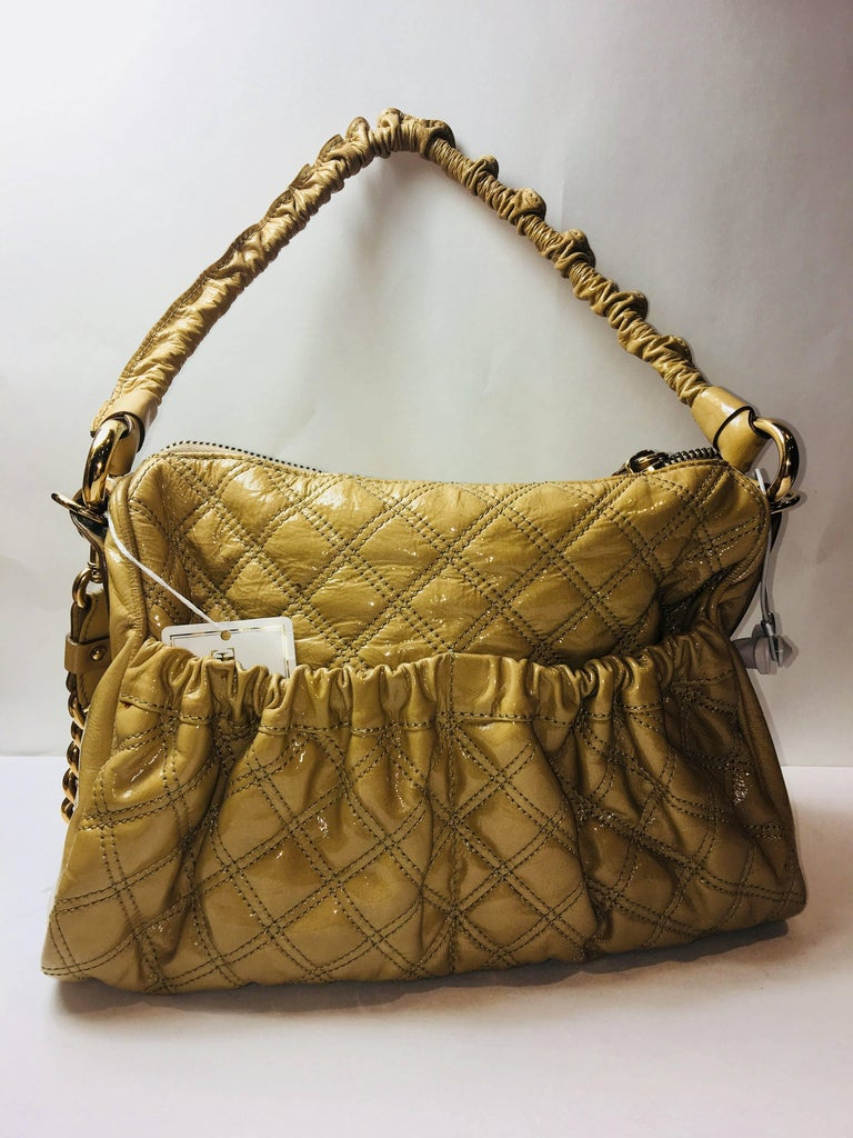 Women's or Men's Marc Jacobs Patent Leather Bag For Sale