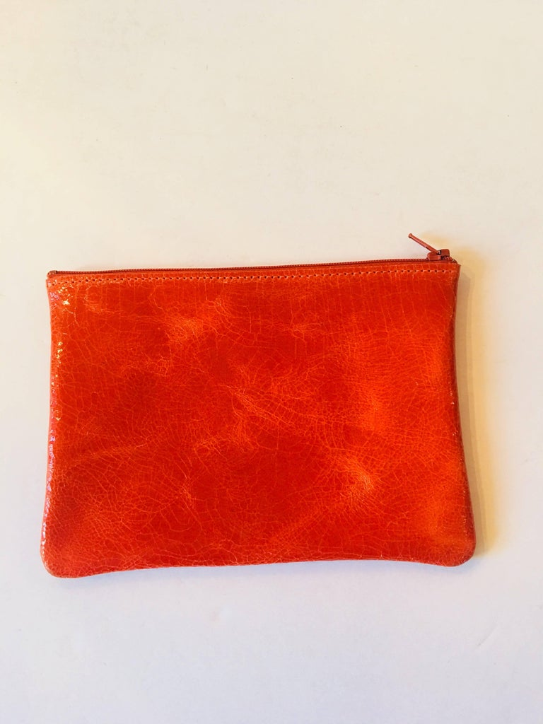 Tracey Tanner Zip Pouch At 1stdibs