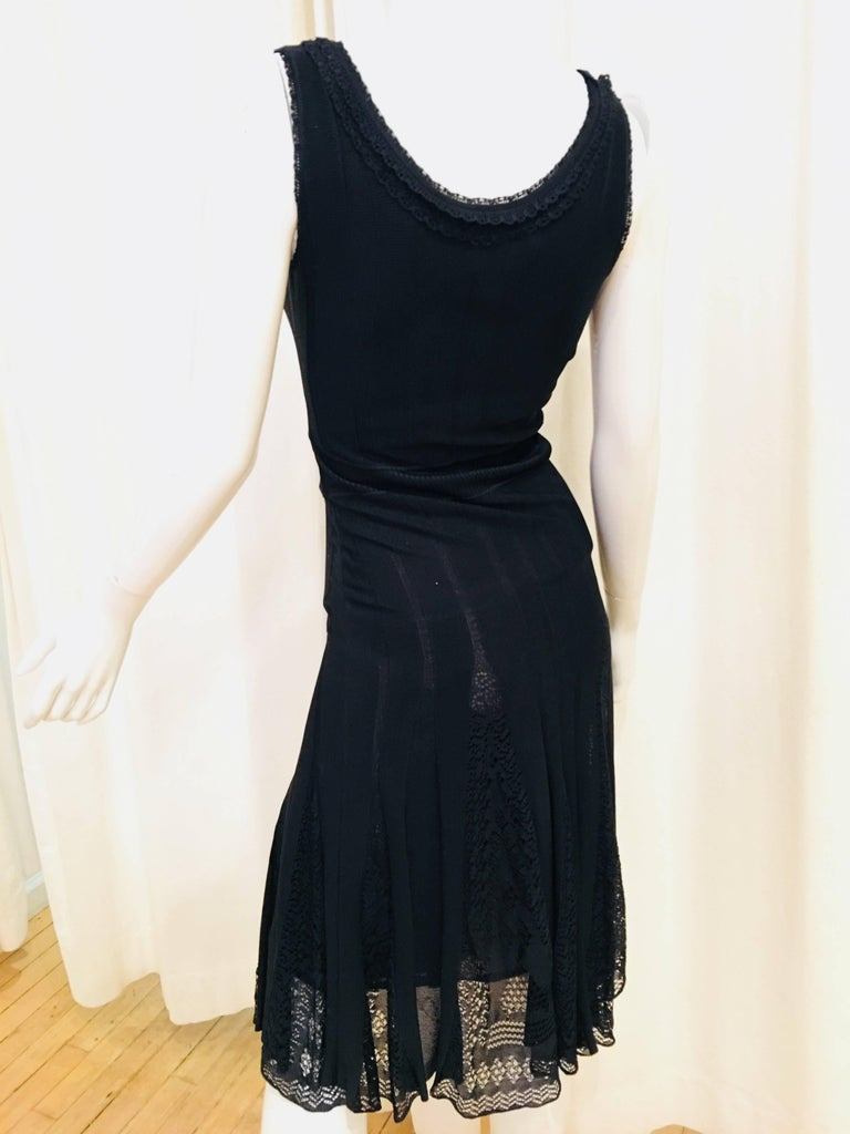 Chanel Knit Dress For Sale 3