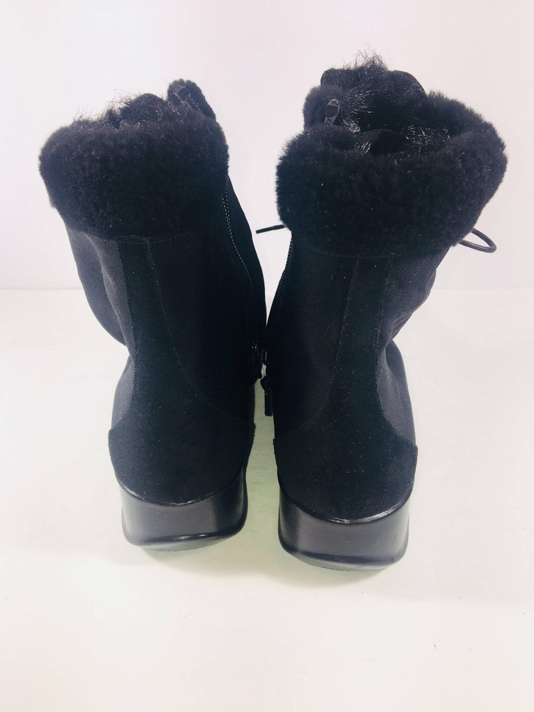 Women's Stuart Weitzman Wedge Ankle Boots For Sale
