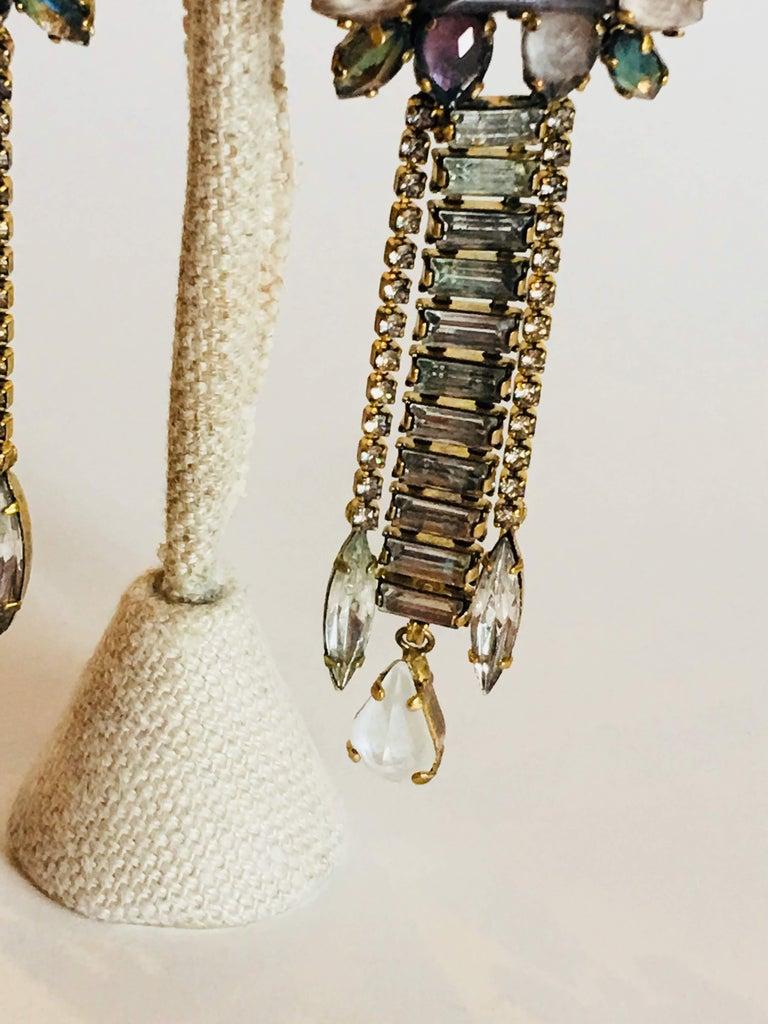 Women's or Men's Erickson Beamon 'Sound Garden' Earrings For Sale