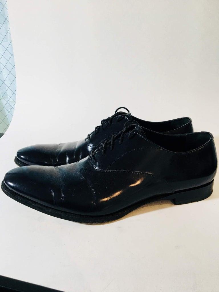 Mens Yves Saint Laurent Loafers In Good Condition In Bridgehampton, NY