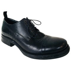 Mens Prada Oxfords