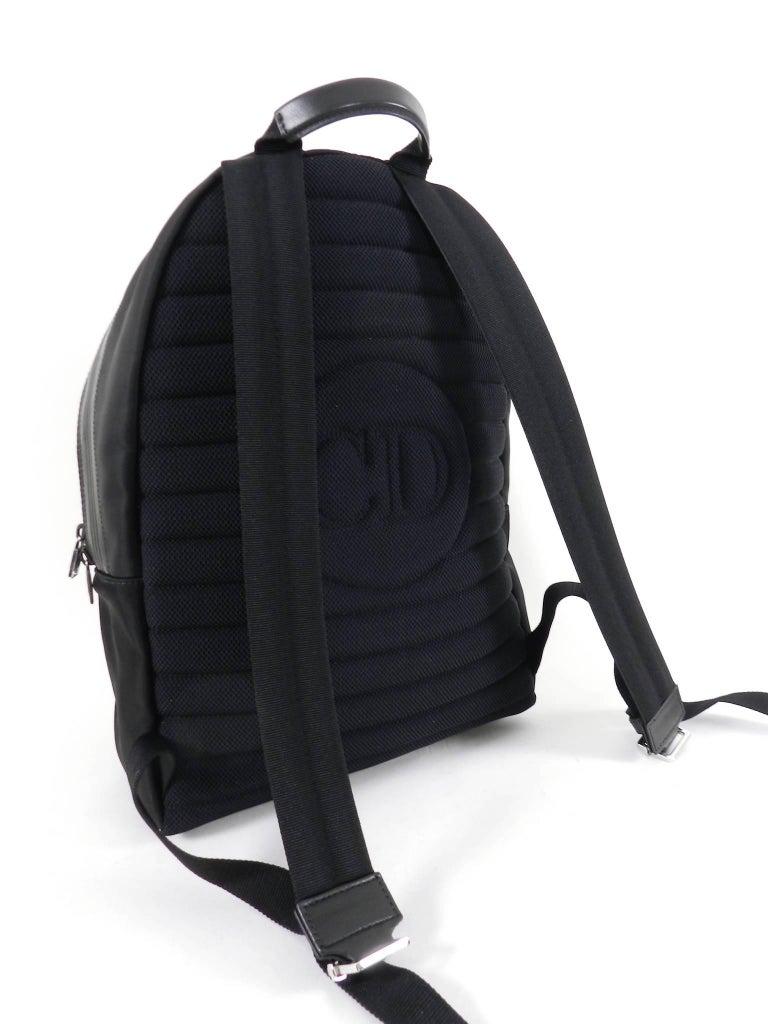 Christian Dior Homme – X Francois Bard spring 2018 Floral backpack  For Sale 1