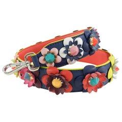 Fendi Spring 2016 Runway Strap You Flowerland Bag Strap