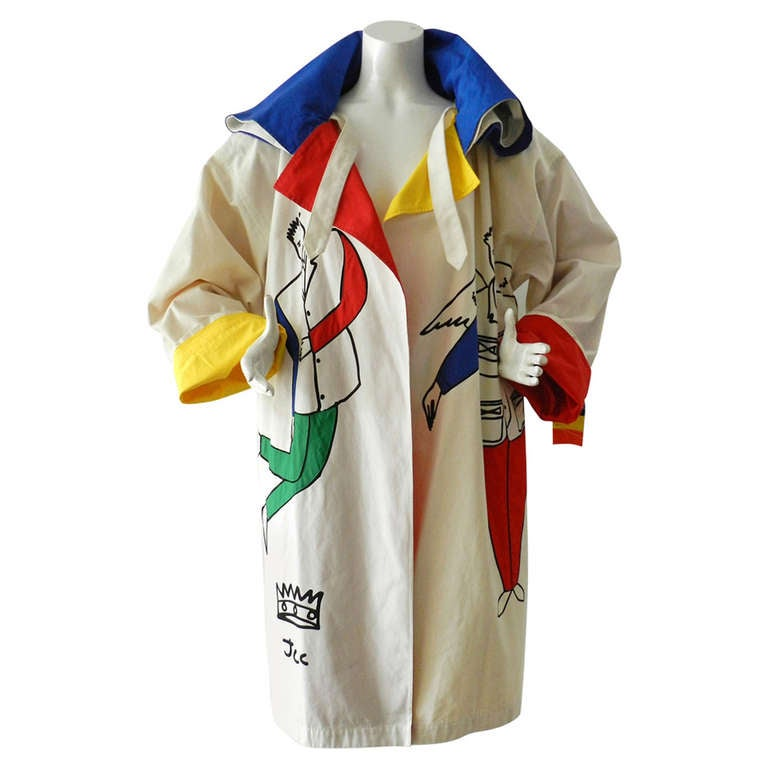 Ko and Co by Jean-Charles de Castelbajac Les Trois Amis Coat 1