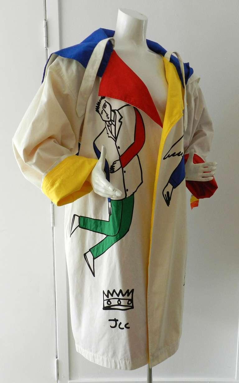 Ko and Co by Jean-Charles de Castelbajac Les Trois Amis Coat 4