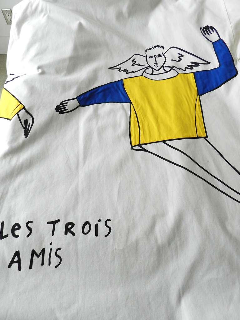 Ko and Co by Jean-Charles de Castelbajac Les Trois Amis Coat 9