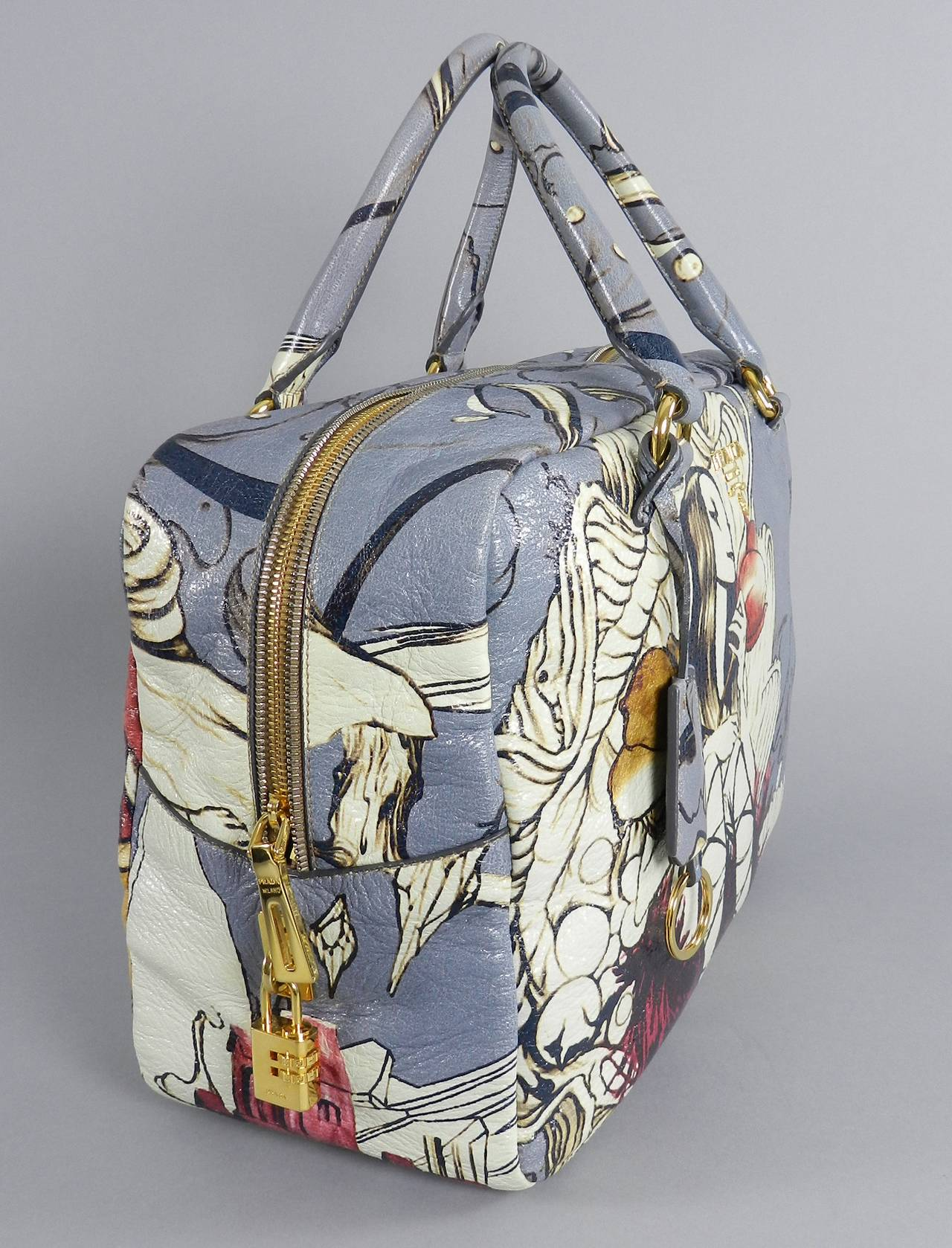 de6643d079b2 Prada Fairy Bag - Limitied Edition James Jean For Sale 1