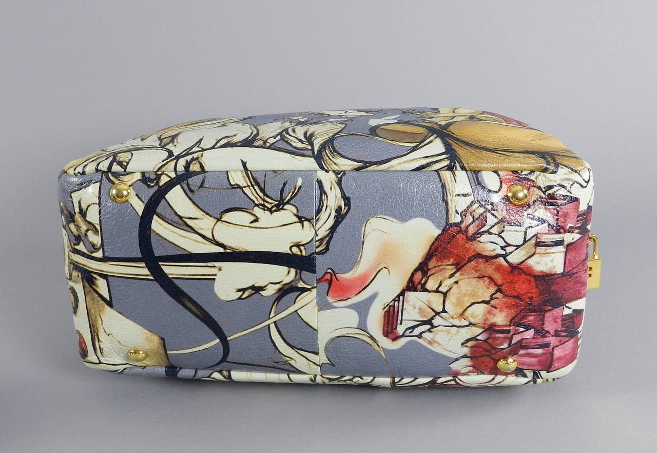 e783ca049975 Prada Fairy Bag - Limitied Edition James Jean For Sale 3