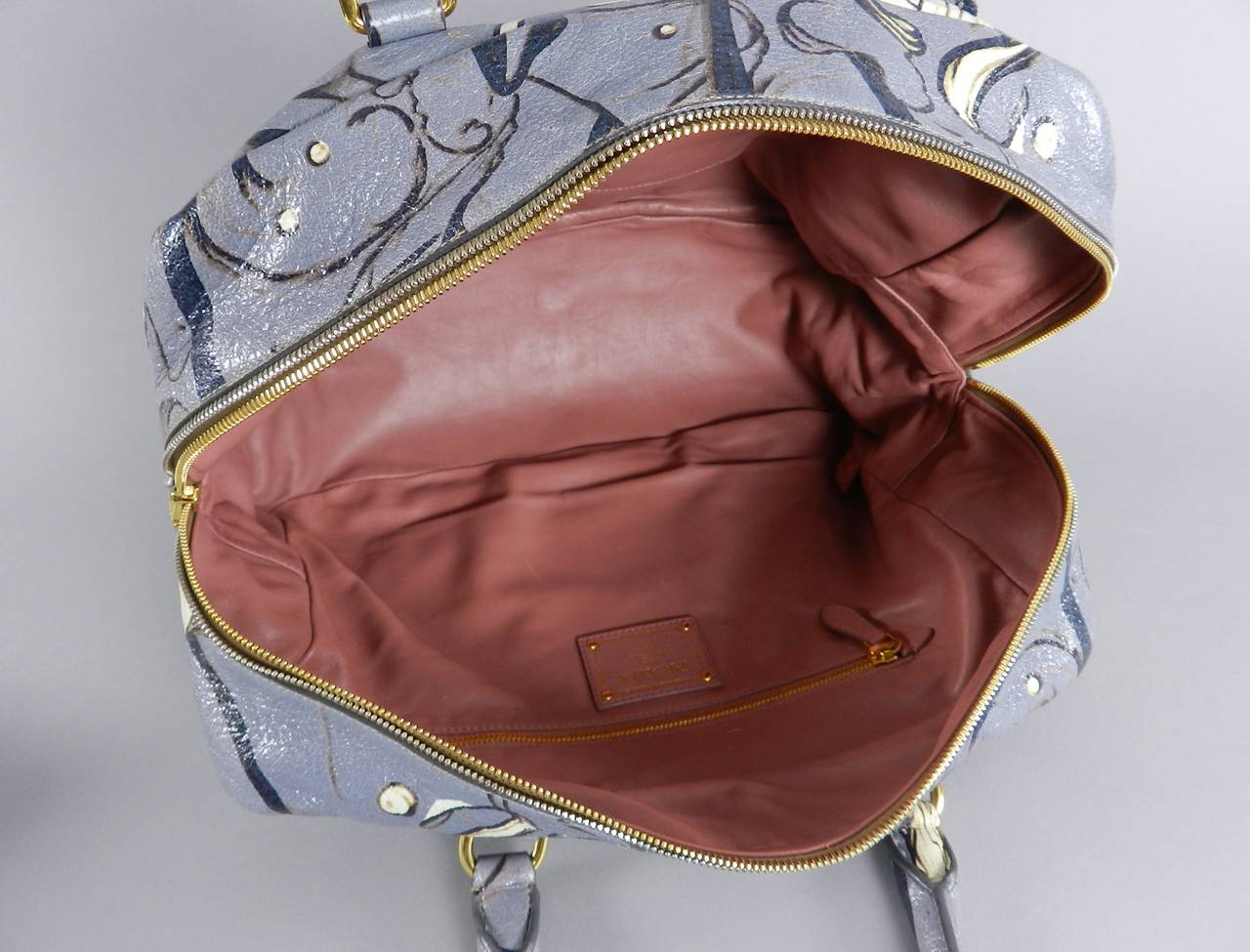 23d52201a13c Prada Fairy Bag - Limitied Edition James Jean For Sale 5