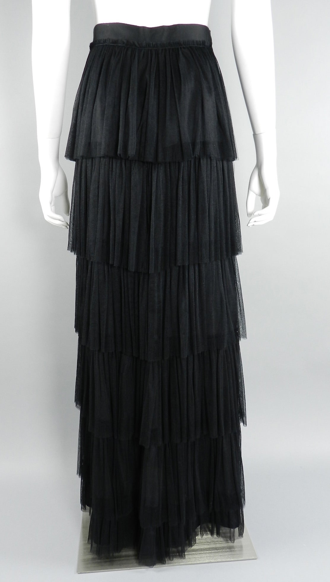 Find long black tulle skirt at ShopStyle. Shop the latest collection of long black tulle skirt from the most popular stores - all in one place.