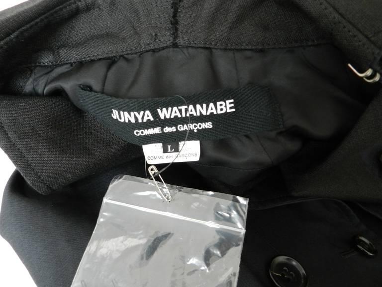 Junya Watanabe Comme des Garcons 2006 Runway Jacket 10