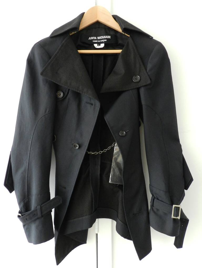Junya Watanabe Comme des Garcons 2006 Runway Jacket In New never worn Condition For Sale In Toronto, CA