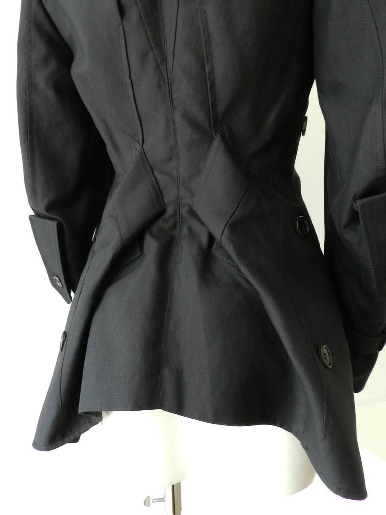 Junya Watanabe Comme des Garcons 2006 Runway Jacket For Sale 2