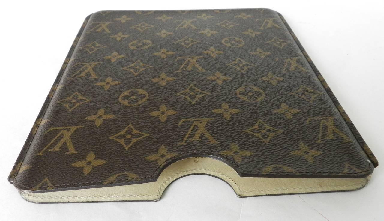 best website 62105 12feb Louis Vuitton Monogram Ipad Hard Case
