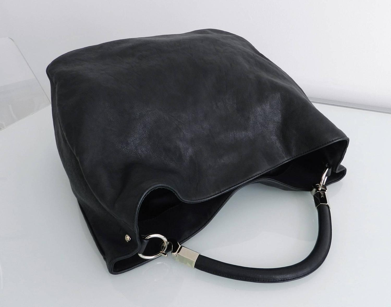ysl black tote bag
