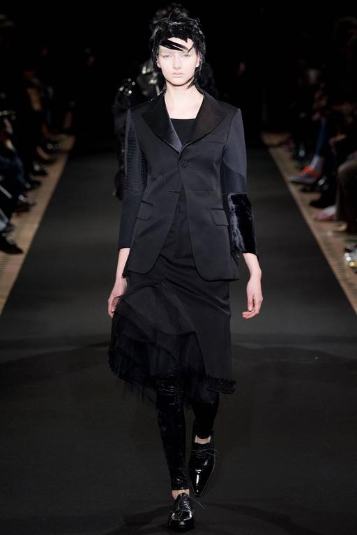 Junya Watanabe Comme Des Garcons Fall 2014 Patchwork Jacket 2