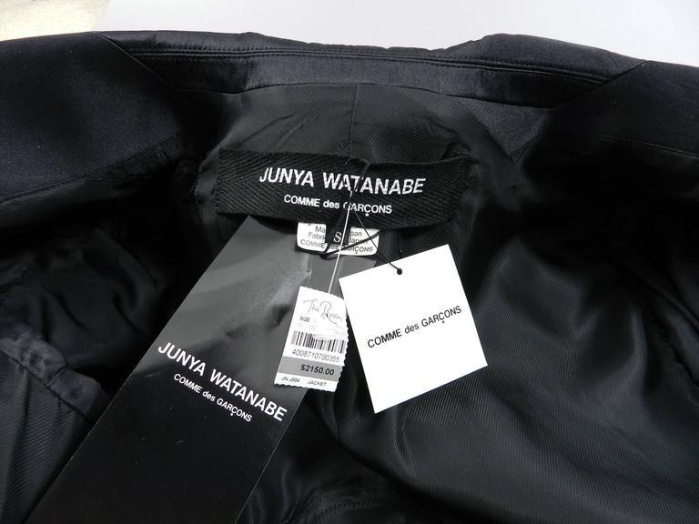 Junya Watanabe Comme Des Garcons Fall 2014 Patchwork Jacket 7
