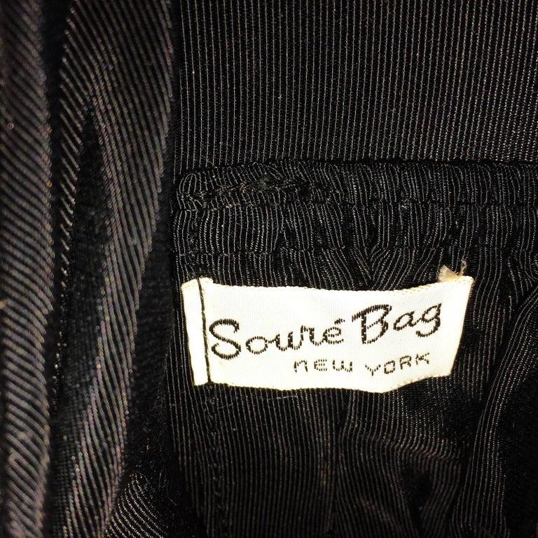 Rare Poodle Purse Handbag made by Soure New York For Sale 1