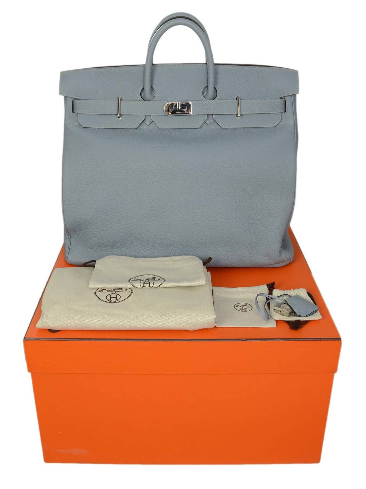 hermes travel birkin 50cm for sale