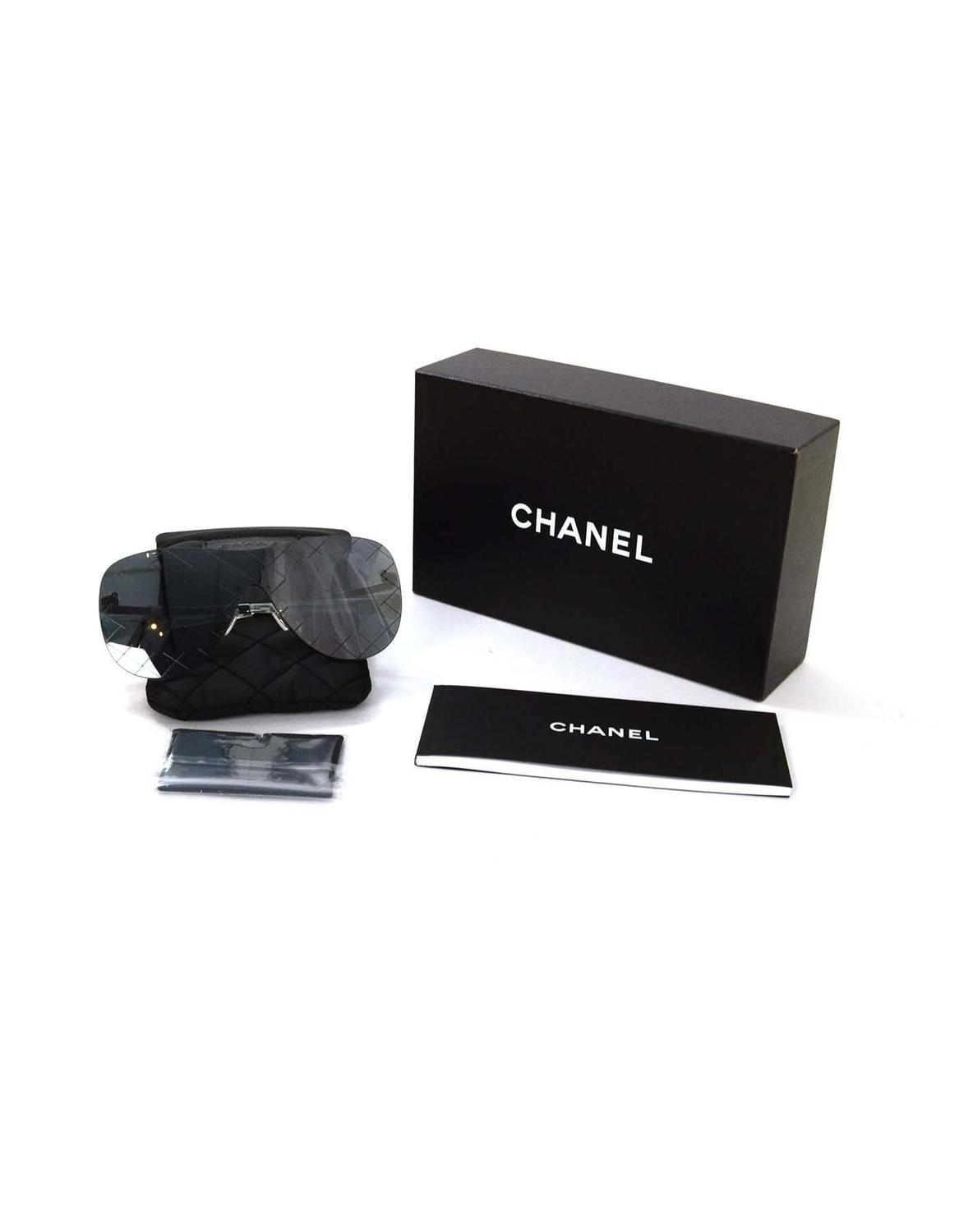 6a8559bc2c Chanel Aviator Sunglasses Quilted