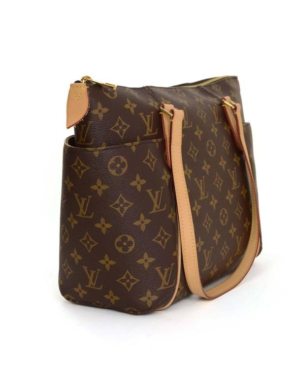 4c7bcb2addb0 Louis Vuitton Monogram Canvas Totally PM Tote Bag GHW at 1stdibs