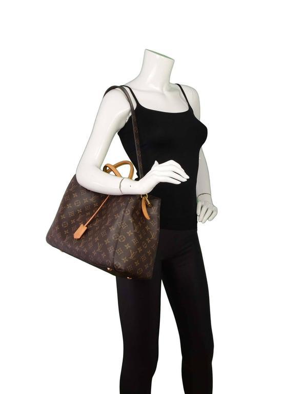 Louis Vuitton Monogram Montaigne GM Bag w/ Shoulder Strap rt. $2,570 10