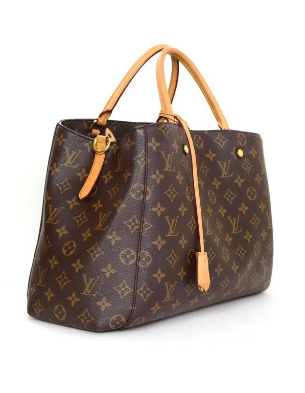 Louis Vuitton Monogram Montaigne GM Bag