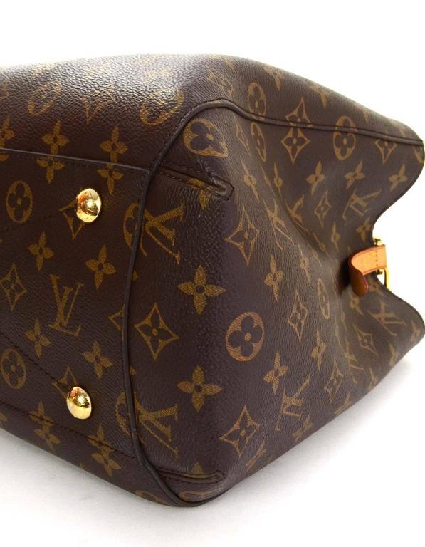Louis Vuitton Monogram Montaigne GM Bag w/ Shoulder Strap rt. $2,570 5