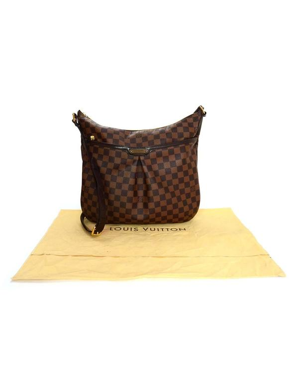078e4b846e63 Louis Vuitton Damier Canvas Bloomsbury GM Crossbody Bag For Sale at ...