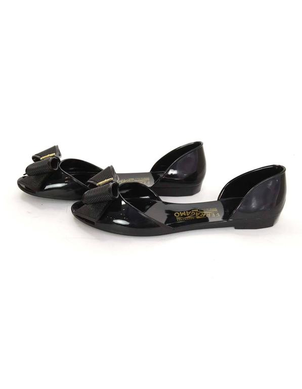 Salvatore Ferragamo Black D