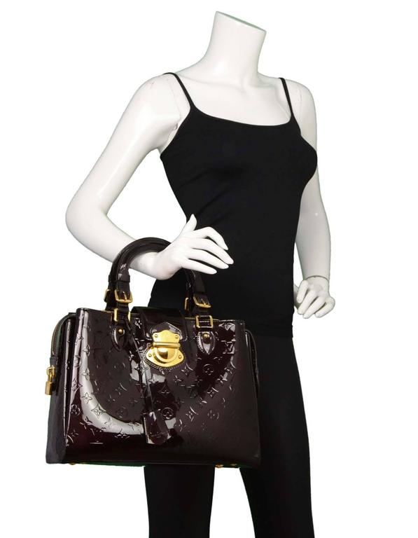 Louis Vuitton Melrose Handbag Monogram Vernis frdeUnHo