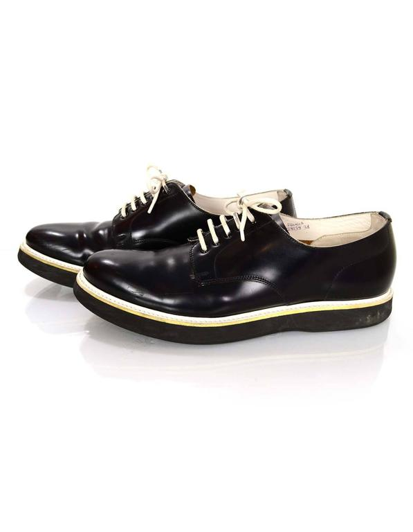 Pre Owned Tom Ford Lace Up Shoes