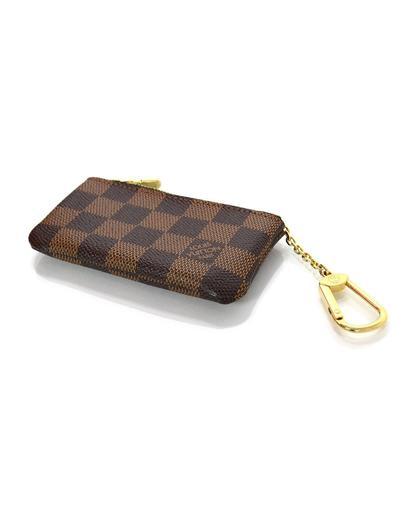 5ca9e3cc639e Louis Vuitton Damier Key Holder  Coin Purse For Sale at 1stdibs