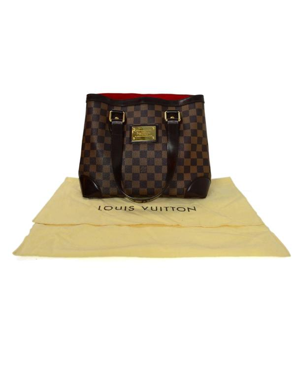 Louis Vuitton Damier Hampstead PM Tote Bag For Sale at 1stdibs