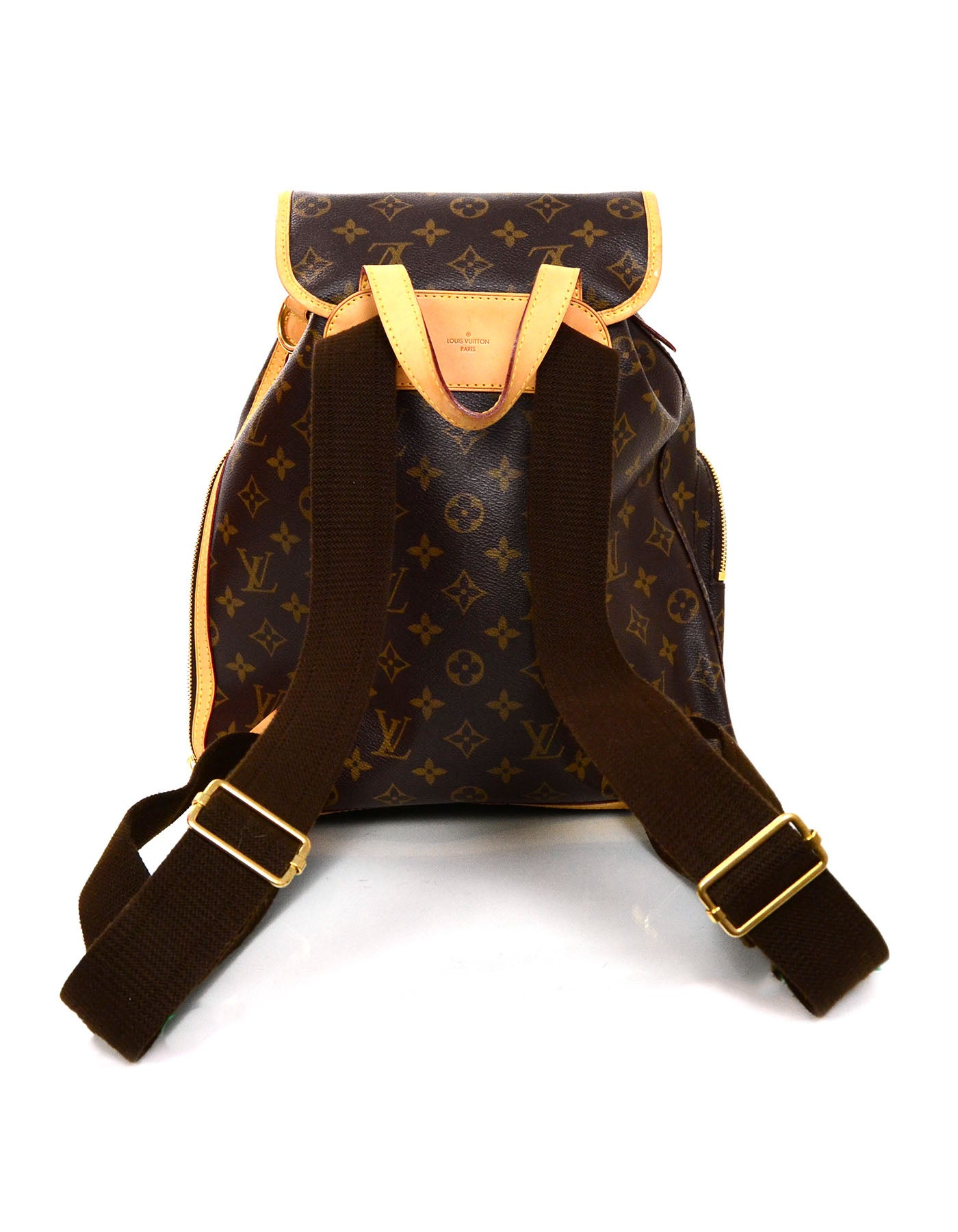 1b953db513d3 Louis Vuitton Monogram Bosphore Backpack Bag For Sale at 1stdibs