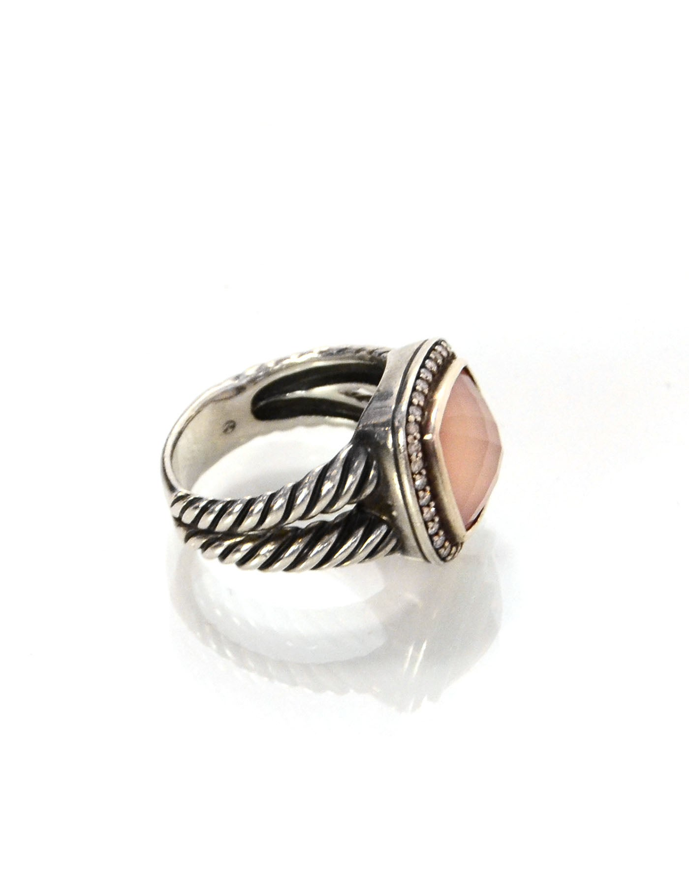 mz split ring quick david yurman shank rings neiman look th marcus