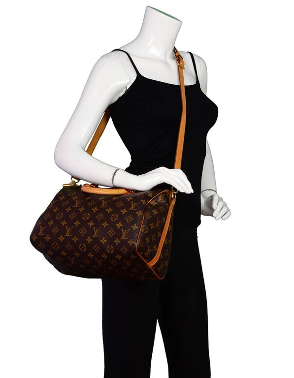 2fb64564a Louis Vuitton Monogram Bandouliere 30 Bag Made In: France Year of  Production: 2013 Color