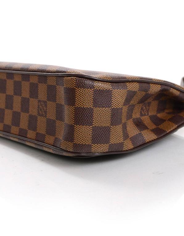 4e04035ce63b Louis Vuitton Damier Aubagne Pocket Shoulder Bag GHW For Sale at 1stdibs