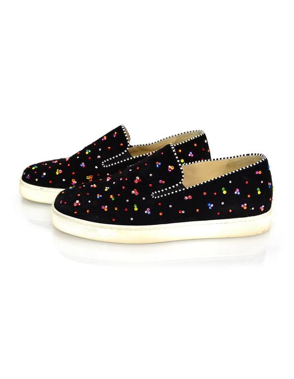 Christian Louboutin Shoes Lihgt Brown With Hot Pink