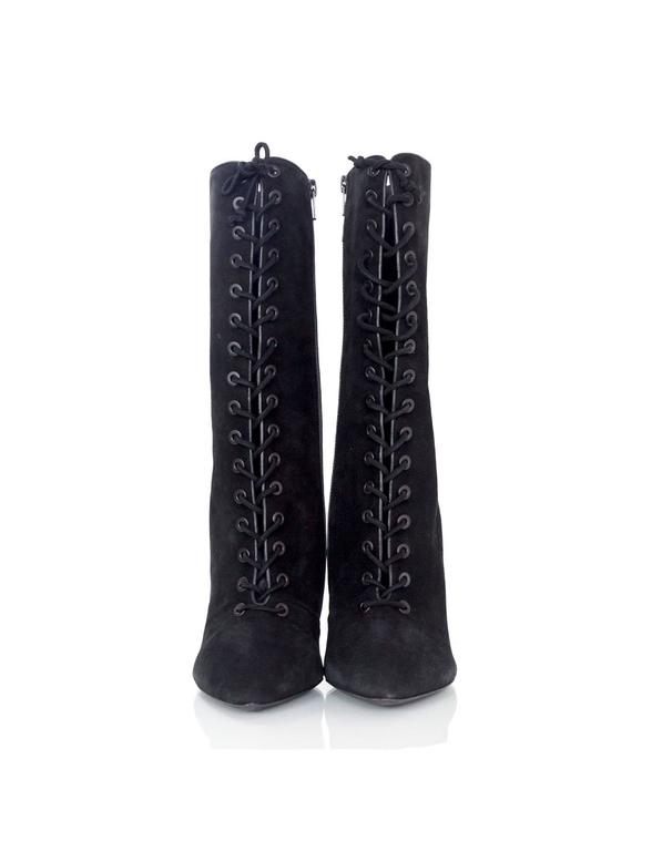8b1bc449d254d Yeezy Canvas Lace Up Boots For Women On Sale