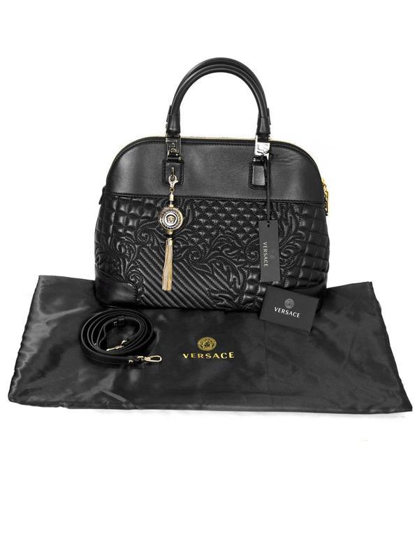 Versace Na Athena Barocco Quilted Vanitas Bag Rt 2 675 For 3