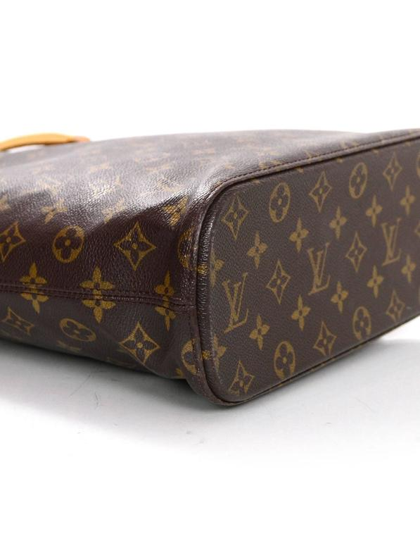 d8c5552ed793 Louis Vuitton Monogram Vavin GM Tote Bag In Excellent Condition For Sale In  New York