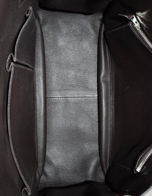 Hermes Brown Clemence 34cm Jypsiere Crossbody Messenger Bag For Sale 1